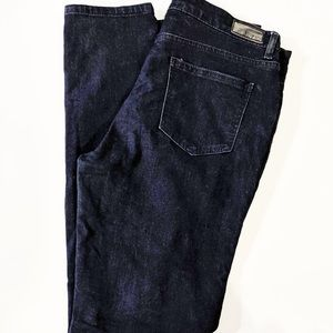 Buffalo David Bitton Dark Wash Skinny Jeans